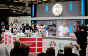 Everything food-related is happening at Masterchef Live 2011