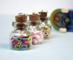 Petit Plat jar pendants