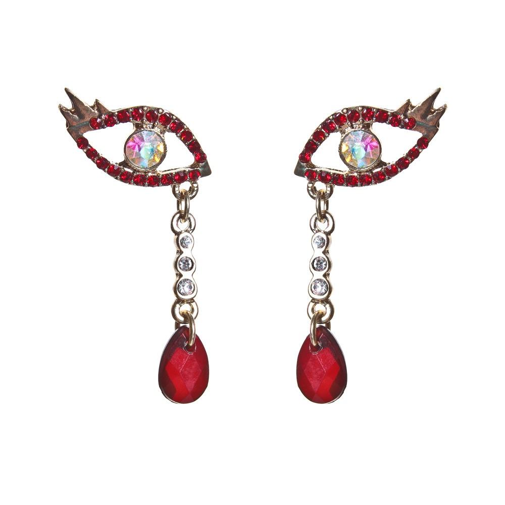 bad passion teardrop earrings