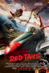 Red Tails – the best dogfights ever to hit the big screen.