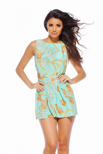 Playsuit Rubyred Boutique