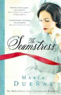 Book Cover of The Seamstress