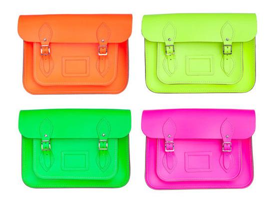 Bolsa Estilo Cambridge Satchel : The cambridge satchel company s creative practicality
