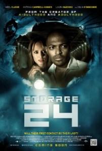 Storage 24 Poster