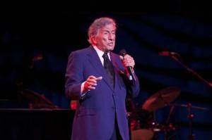 Tony Bennett at the Royal Albert Hall (1)