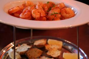 1/2lb BBQ Bourbon Shrimp