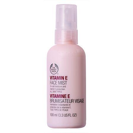 The Body Shop Vitamin E Face Mist - 100ml - £7