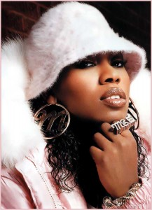 Missy Elliott's singles will be released in early September