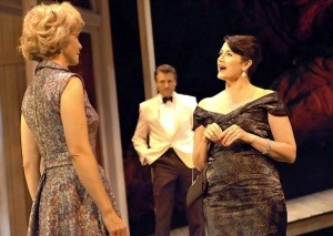Volcano is on at the Vaudeville Theatre until  29th September.