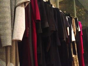 Daniel Blake Clothes rail