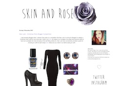 Skin and Roses