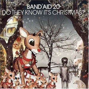 Do They Know It's Christmas Band Aid 20