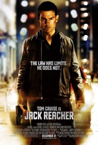 Jack Reacher is released in UK cinemas on 26th December 2012.