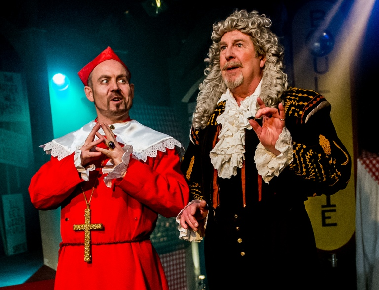The Three Musketeers A Boutique Panto At Rosemary Branch