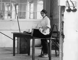 Eve Hesse. Legs of a Walking Ball