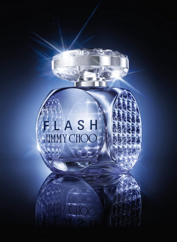 Jimmy Choo: Flash perfume bottle