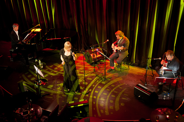 Mari Wilson at the Hippodrome