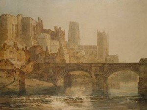 Turner Durham Cathedral