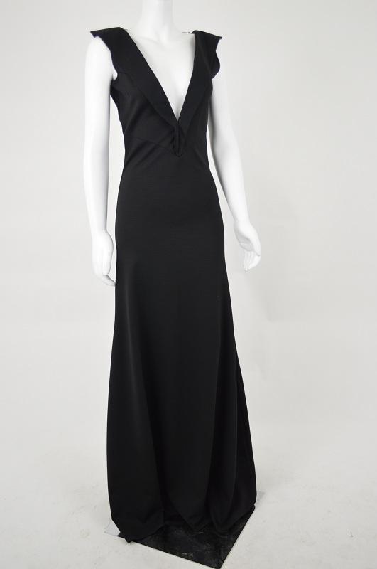 maxi chain dress