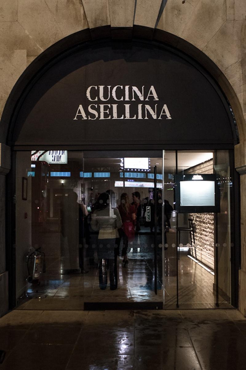 Cucina asellina debuts in london with all italian night - Cucina restaurant london ...