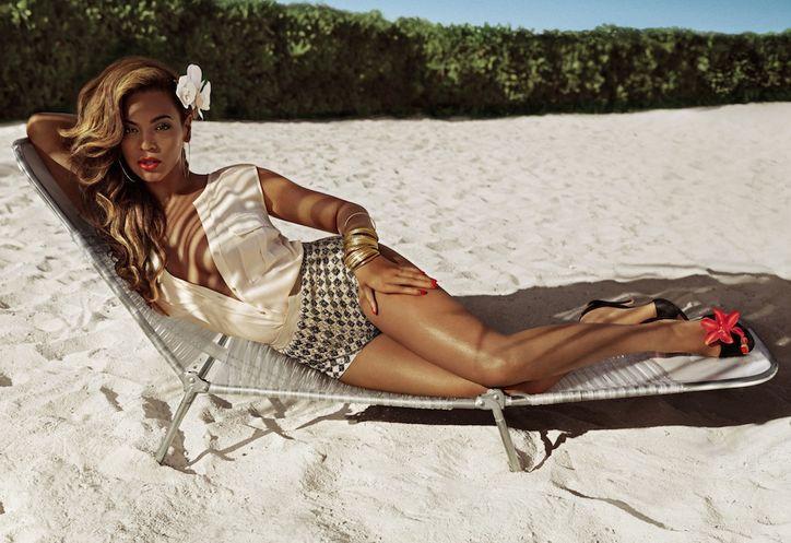 Beyoncé H AND M