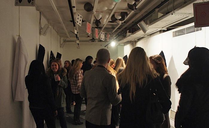 Royal Spades press launch at Wolf and Badger (5)