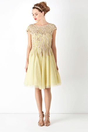 Daphne Dress £550