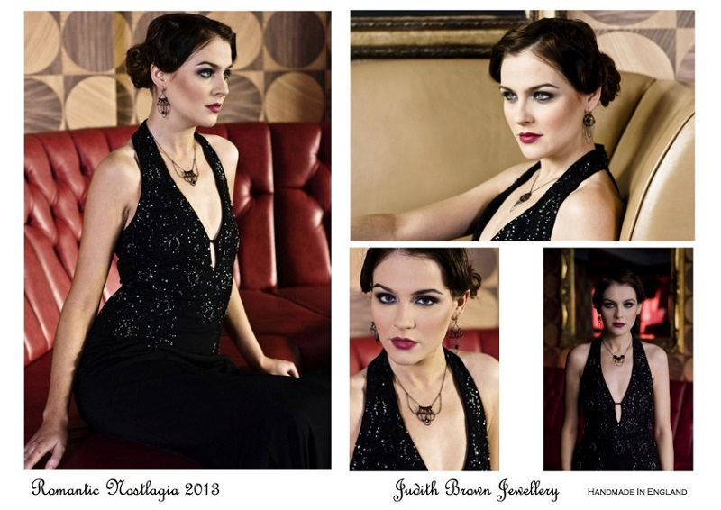 Judith Brown Jewellery- Lookbook