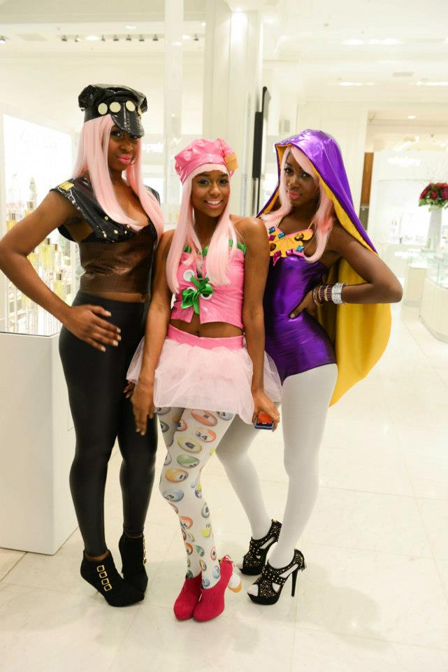 Minaj Fans barbz