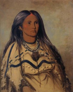 Mint by George Catlin