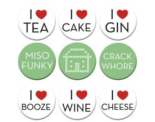 MisoFunky Badges