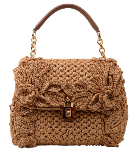 The Raffia Dolce Bag, £1720 (Dolce & Gabbana)