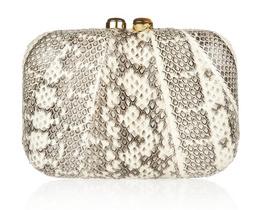 Morley Snake Box Clutch, £365 (Kotur)