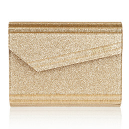Candy clutch, £425 (Jimmy Choo)
