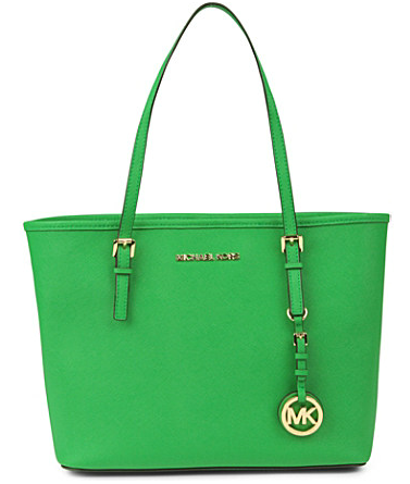 Jet Set Travel Saffiano Tote, £195 (Michael Kors)