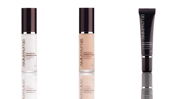 Dr Lewinn's launches make-up range