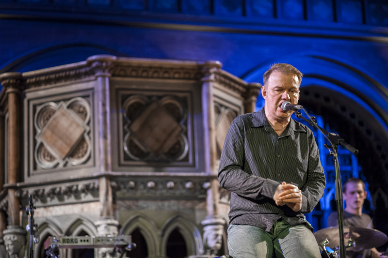 Collins performs live at union chapel highbury amp islington london