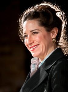Karina Fernandez as Carmen Proetta.