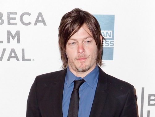 Sunlight Jr Tribeca TFF Norman Reedus face