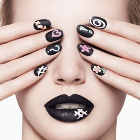 Ciaté take us back to school with chalkboard nails (2)