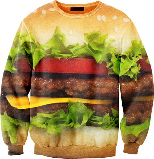 hamburger jumper