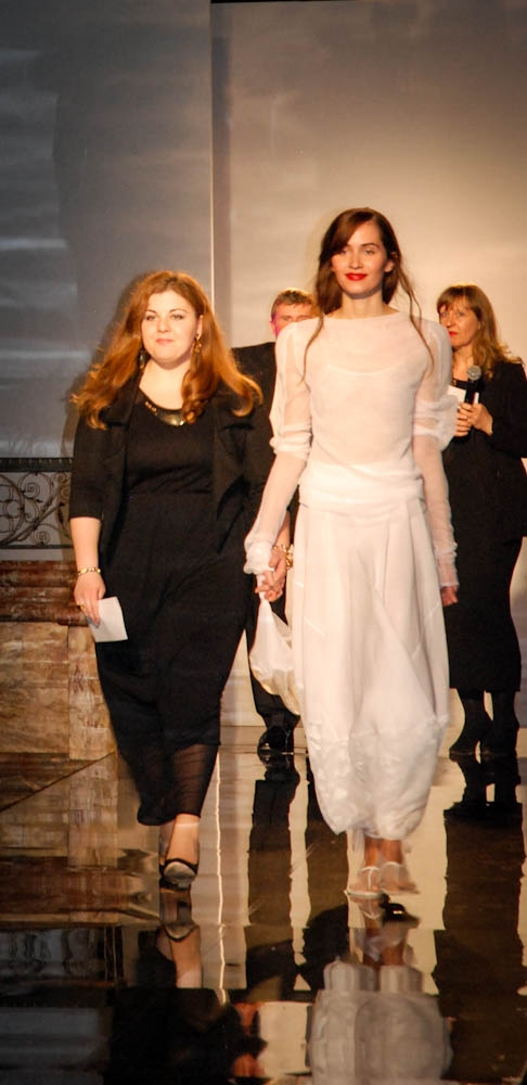 AIU London Graduate Fashion Show 2013 at One Mayfair - SarahLouiseRenwick - TheUpcoming - 1