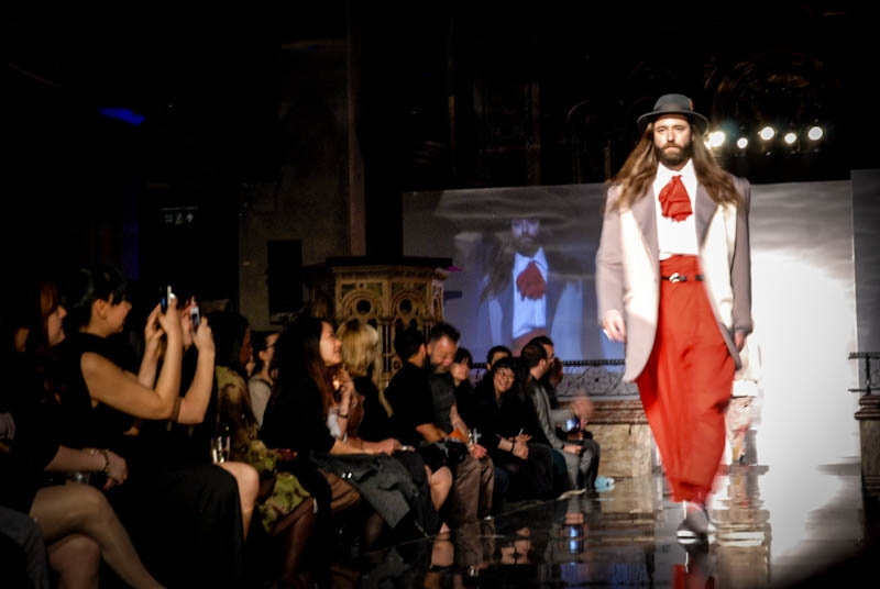 AIU London Graduate Fashion Show 2013 at One Mayfair - SarahLouiseRenwick - TheUpcoming - 4
