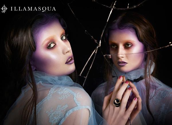Illamasqua Summer 2013 Paranormal Collection