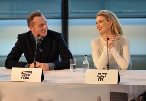 Star Trek Into Darkness - UK Press Conference