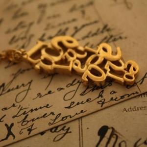 love-gold-vermeil-pendant