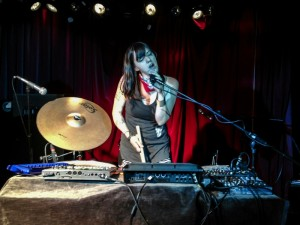 Emily Wells at Water Rats - Lucia Hrda - The Upcoming-5