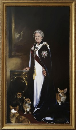 Nicky Philipps - HM The Queen
