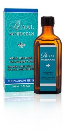 Royal Moroccan Hair Serum