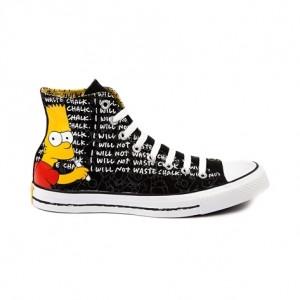 Simpsons Converse